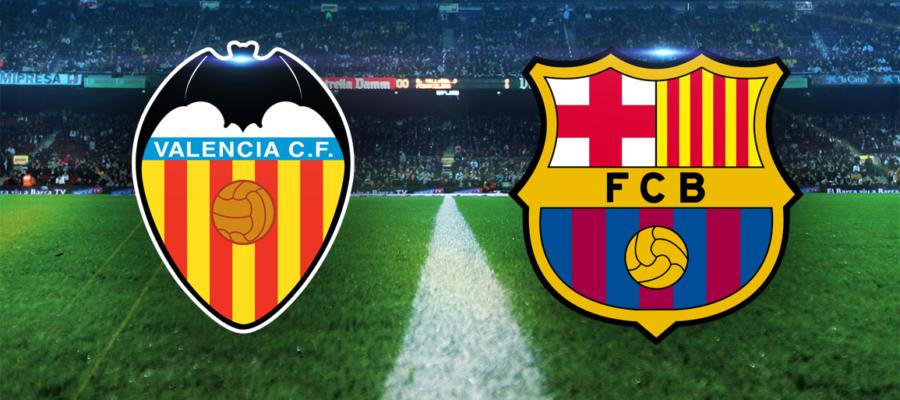 Valencia vs Barcelona Live Stream